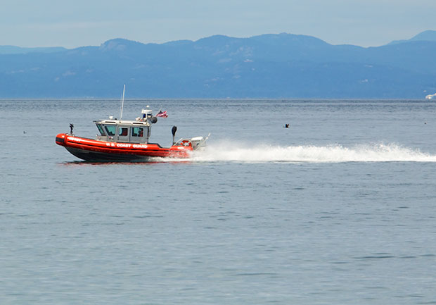 Coast Guard Patrol