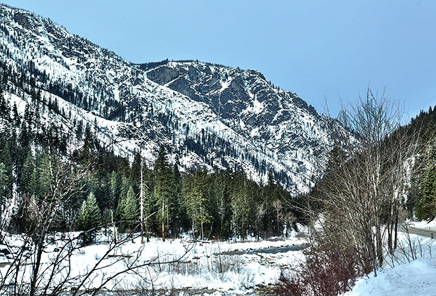 Highway to Leavenworth