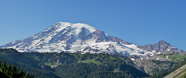 Mt. Rainier from the South