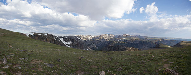 Top of Beartooth Pass