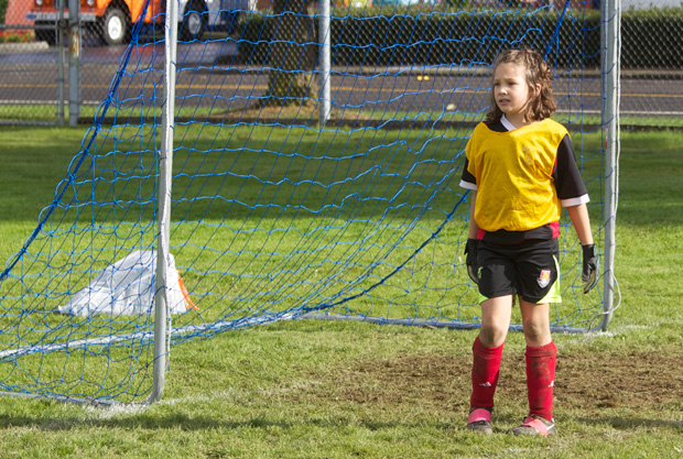 Lael in Goal