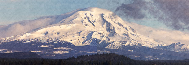 Mt Adams from the South