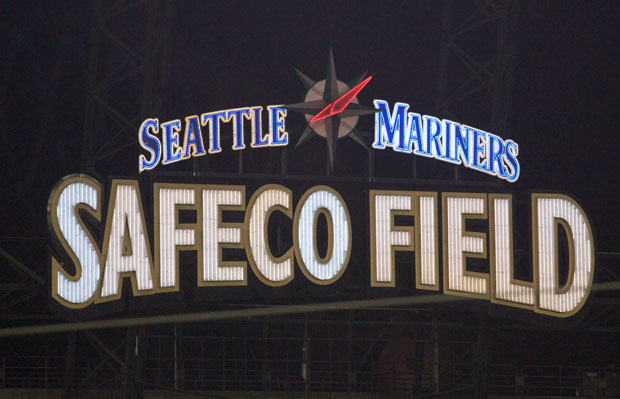 Safeco Sign